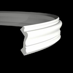 Европласт Карниз под покраску 1.50.100 гибкий