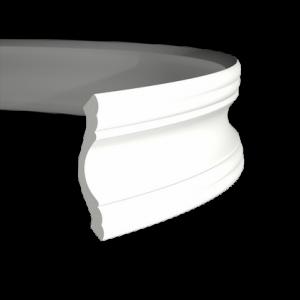 Европласт Карниз под покраску 1.50.102 гибкий