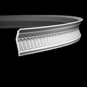 Европласт Карниз под покраску 1.50.104 гибкий