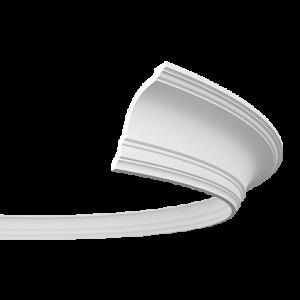 Европласт Карниз под покраску 1.50.108 гибкий