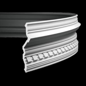 Европласт Карниз под покраску 1.50.110 гибкий