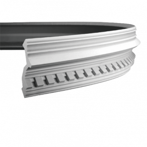 Европласт Карниз под покраску 1.50.111 гибкий