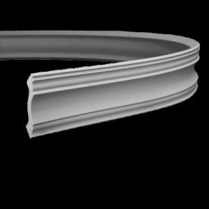 Европласт Карниз под покраску 1.50.113 гибкий