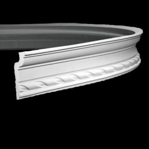Европласт Карниз под покраску 1.50.119 гибкий