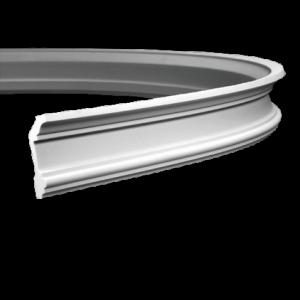 Европласт Карниз под покраску 1.50.121 гибкий