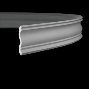 Европласт Карниз под покраску 1.50.126 гибкий