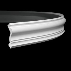 Европласт Карниз под покраску 1.50.129 гибкий
