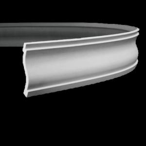 Европласт Карниз под покраску 1.50.131 гибкий