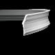 Карниз Европласт 1.50.132 гибкий