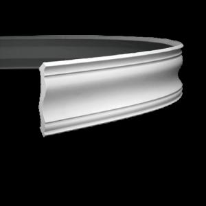 Европласт Карниз под покраску 1.50.133 гибкий
