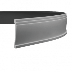 Европласт Карниз под покраску 1.50.135 гибкий
