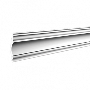 Европласт Карниз под покраску 1.50.139