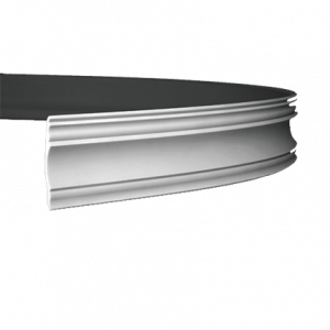 Европласт Карниз под покраску 1.50.139 гибкий