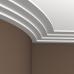 Европласт Карниз под покраску 1.50.142
