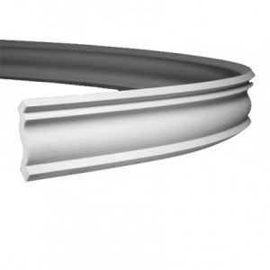 Европласт Карниз под покраску 1.50.143 гибкий