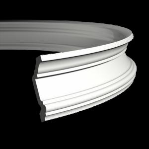 Европласт Карниз под покраску 1.50.146 гибкий