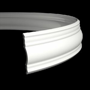 Европласт Карниз под покраску 1.50.148 гибкий