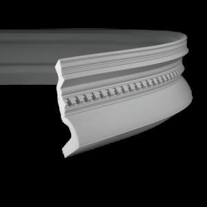 Европласт Карниз под покраску 1.50.152 гибкий