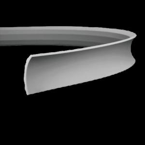 Европласт Карниз под покраску 1.50.165 гибкий
