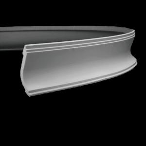 Европласт Карниз под покраску 1.50.170 гибкий