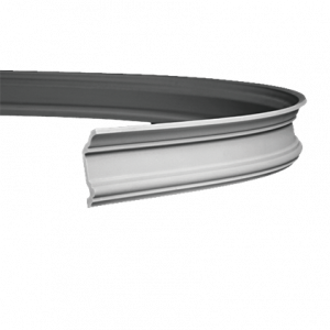 Европласт Карниз под покраску 1.50.177 гибкий