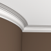 Европласт Карниз под покраску 1.50.179 гибкий