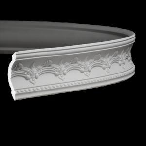 Европласт Карниз под покраску 1.50.183 гибкий