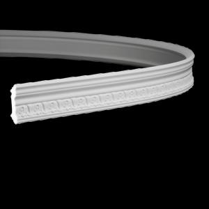 Европласт Карниз под покраску 1.50.187 гибкий