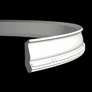 Европласт Карниз под покраску 1.50.190 гибкий