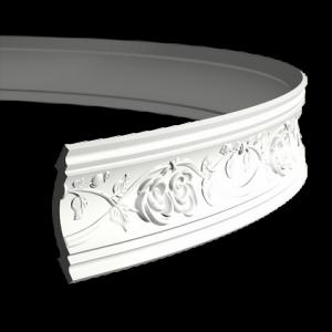 Европласт Карниз под покраску 1.50.205 гибкий