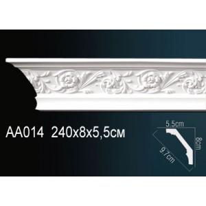 Perfect Карниз с орнаментом AA014F