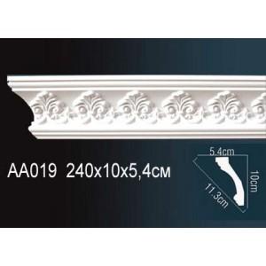 Perfect Карниз с орнаментом AA019F