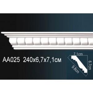 Perfect Карниз с орнаментом AA025F