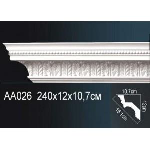 Perfect Карниз потолочный под подсветку AA026