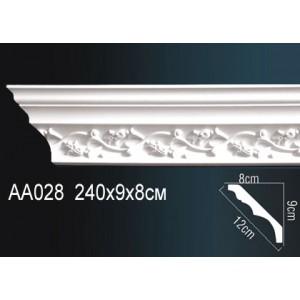 Perfect Карниз с орнаментом AA028F