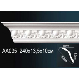 Perfect Карниз с орнаментом AA035