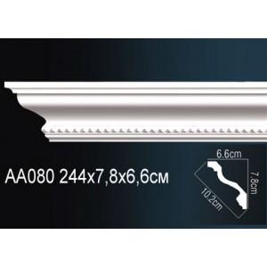 Perfect Карниз потолочный под подсветку AA080
