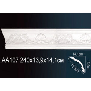 Perfect Карниз с орнаментом AA107