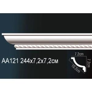 Perfect Карниз потолочный под подсветку AA121