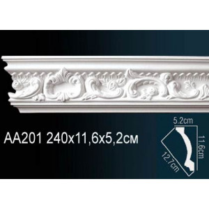 Perfect Карниз с орнаментом AA201F