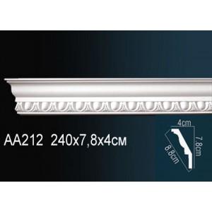 Perfect Карниз потолочный под подсветку AA212