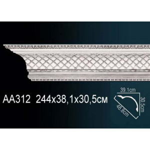 Perfect Карниз с орнаментом AA312