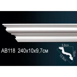 Perfect Карниз потолочный под подсветку AB118