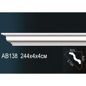 Perfect Карниз потолочный под подсветку AB138