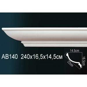 Perfect Карниз потолочный под подсветку Ab140