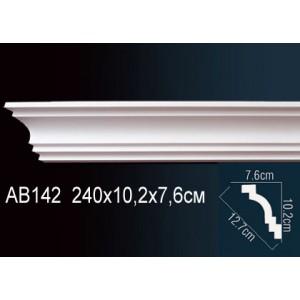 Perfect Карниз гладкий под покраску AB142F