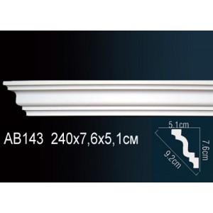 Perfect Карниз потолочный под подсветку AB143