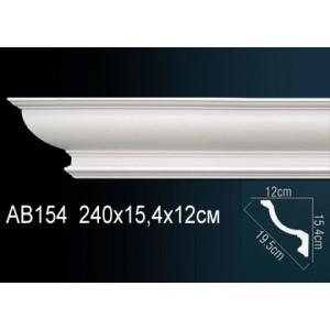 Perfect Карниз потолочный под подсветку AB154