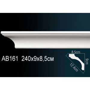 Perfect Карниз потолочный под подсветку AB161