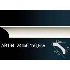 Perfect Карниз гладкий под покраску AB164